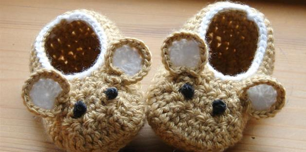 Little Fieldmouse Baby Shoes