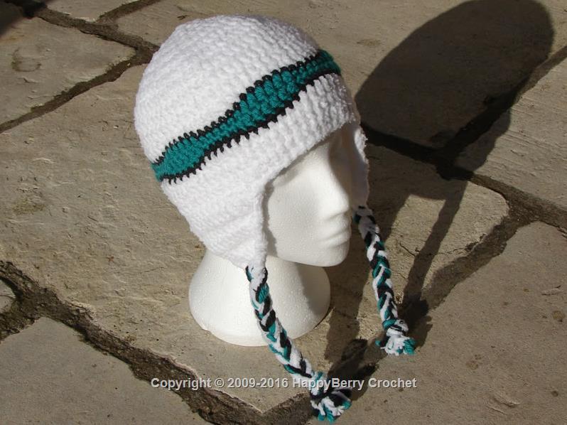 Norwegian Style Earflap Hat Happyberry