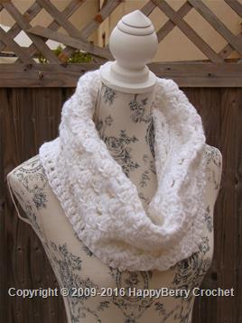 Snow Cowl Snood Happyberry