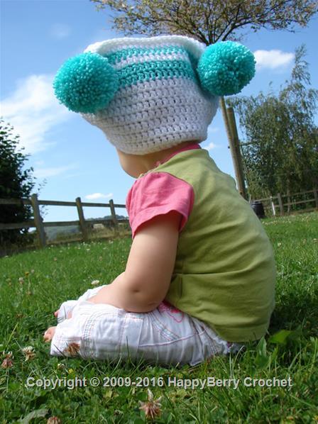 Pom Pom Hat Happyberry