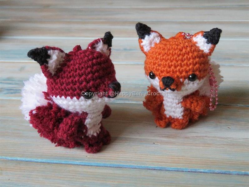Free Crochet Patterns Happyberry
