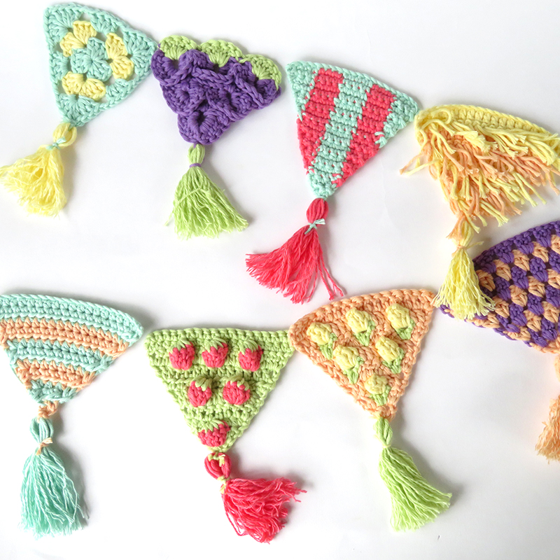 HappyBerry Summer Bunting