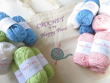 HappyBerry Yarn Giveaway