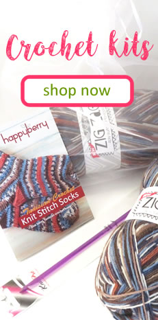 Buy Exclusive HappyBerry Crochet Kits