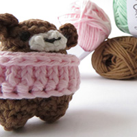 Crochet and knitting gifts by HappyBerry