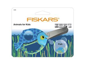 Children's Fish Scissors