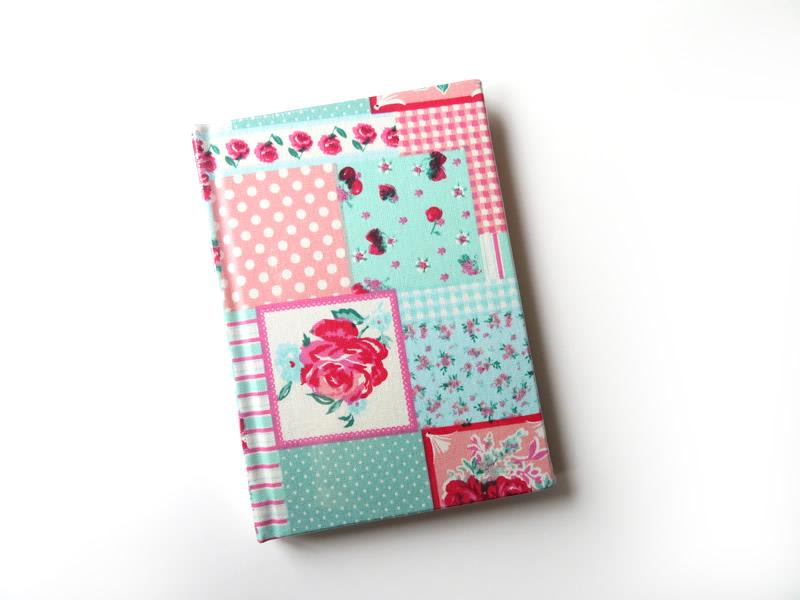 A6 Rose Themed Note Book