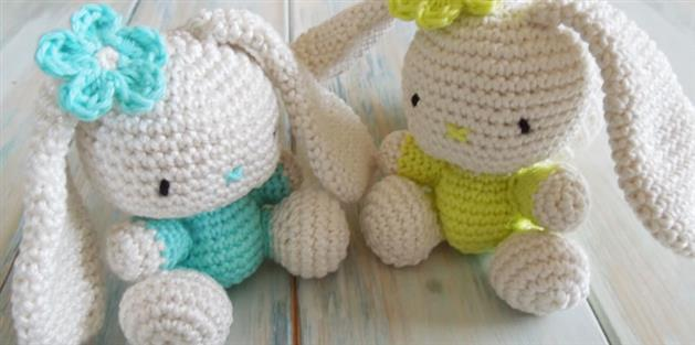 Amigurumi Square Tutorial : HappyBerry Crochet