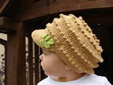 Autumnal Leaf Hat