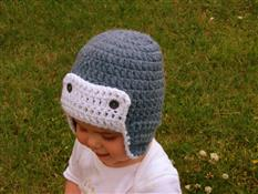 Baby Boy Aviator Hat