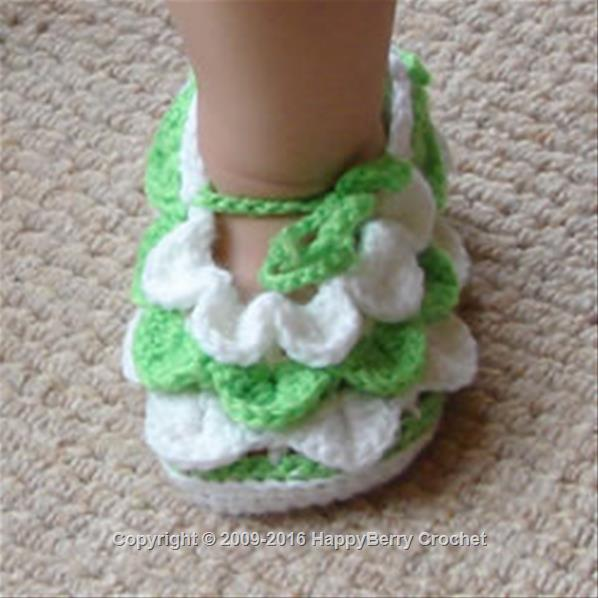 Forest Footsteps Baby Shoes
