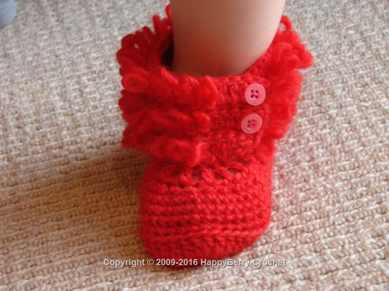 Shoes Free Crochet Patterns Happyberry