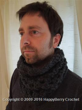 Men's Cowl Snood