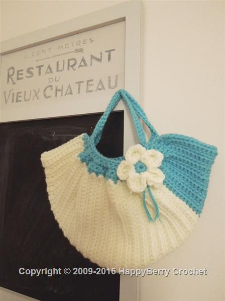 Ribbed Boho Bag