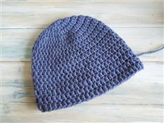 Simple Beanie for 0-6 months