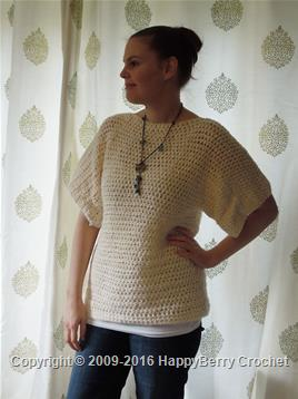 Beach Boho Jumper