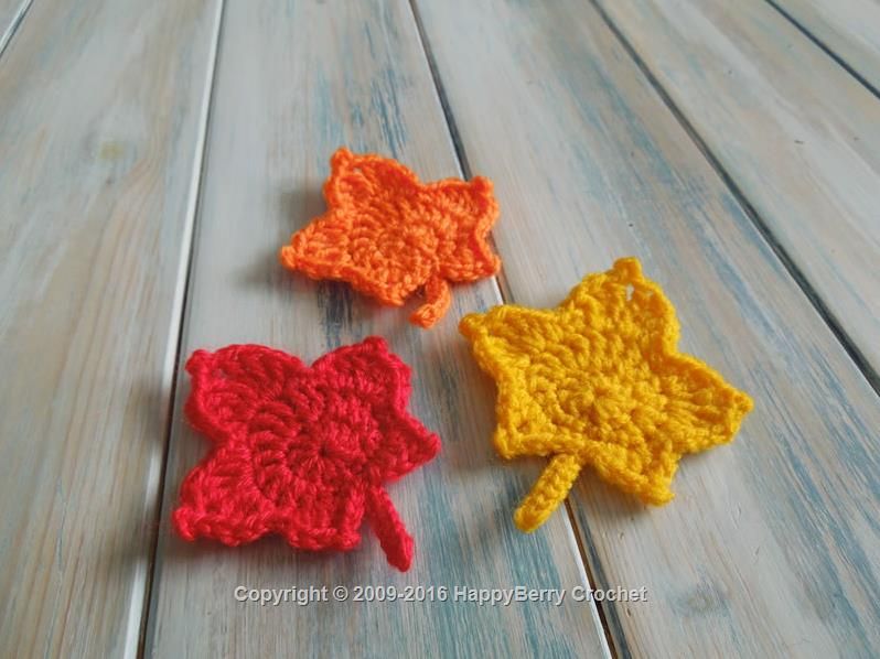 Autumn Crochet Patterns