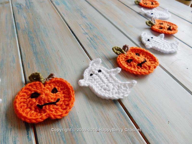 Halloween Crochet Patterns