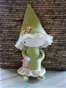 Crochet Flower Pixie Doll