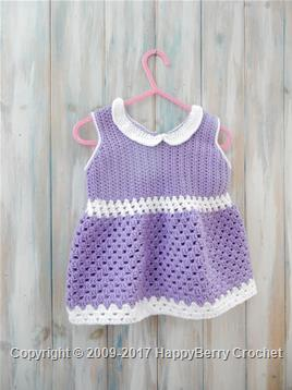 Collared Baby Dress