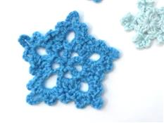 Crochet Snowflake - Version 3
