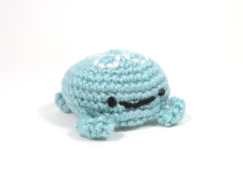 Amigurumi Jellyfish : My first amigurumi mafalda the jellyfish skillshare projects