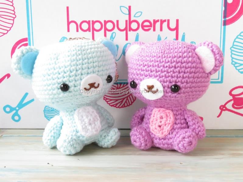 Home And Toys Free Crochet Patterns Happyberry