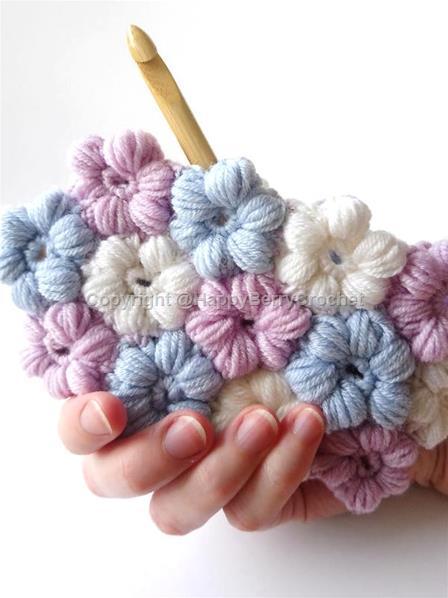 Free Crochet Patterns | HappyBerry