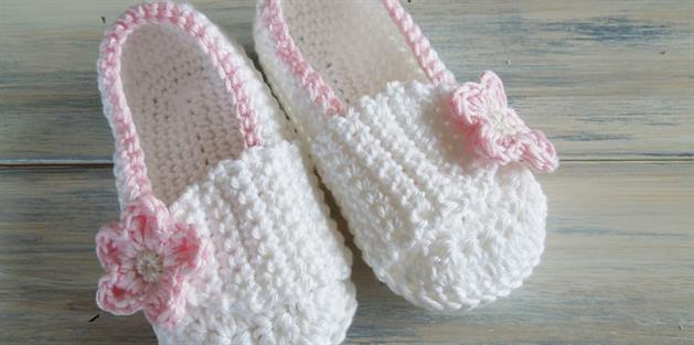 Baby Strapped Slippers