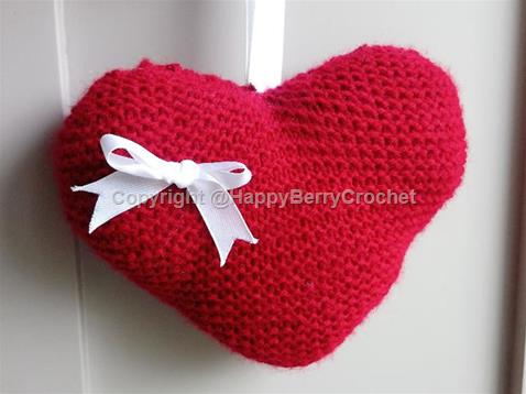 Simple Padded Heart